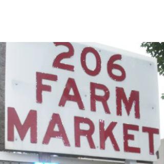 marché de fruits et/ou légumes logo 206 farm market hillsborough township new jersey united states ulocal produits locaux achat local produits du terroir locavore touriste