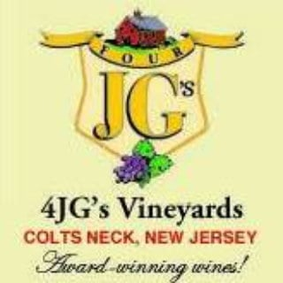 vineyard logo 4 jg's orchards and vineyards colts neck new jersey united states ulocal local products local purchase local produce locavore tourist