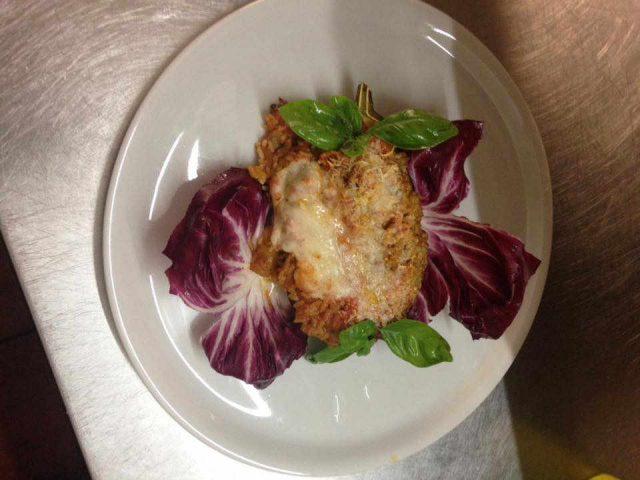 Restaurant alimentation Il Casale delle Ginestre Fiumicino Rome Italie Ulocal produit local achat local