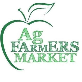 public markets logo ag farmers market toms river new jersey united states ulocal local products local purchase local produce locavore tourist