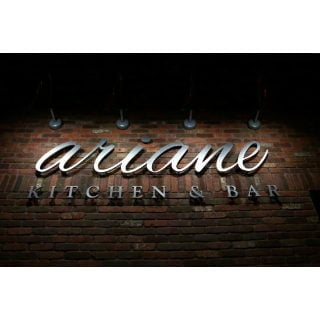 restaurant logo ariane kitchen and bar verona new jersey united states ulocal local products local purchase local produce locavore tourist