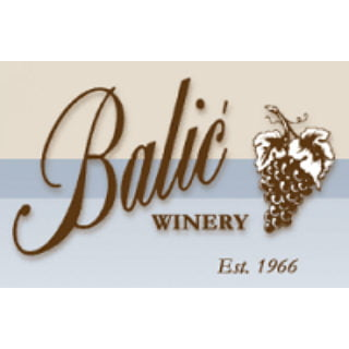 vineyard logo balic winery mays landing new jersey united states ulocal local products local purchase local produce locavore tourist