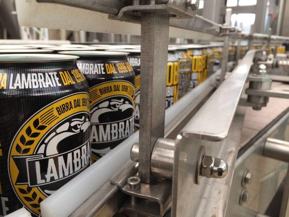 Microbrasserie alcool alimentation Birrificio Lambrate Milano MI Italie Ulocal produit local achat local