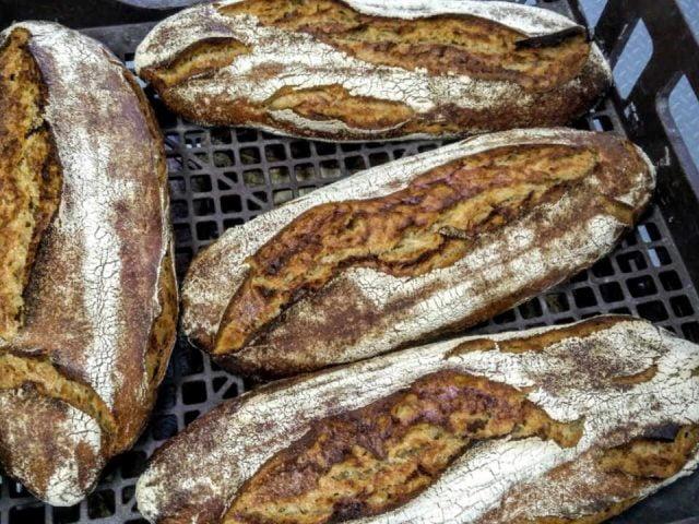 Boulangerie artisanale alimentation Blés de Pays Montréal Ulocal produit local achat local