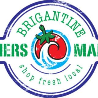 public markets logo brigantine farmers market brigantine new jersey united states ulocal local products local purchase local produce locavore tourist