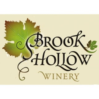 vineyard logo brook hollow winery columbia new jersey united states ulocal local products local purchase local produce locavore tourist