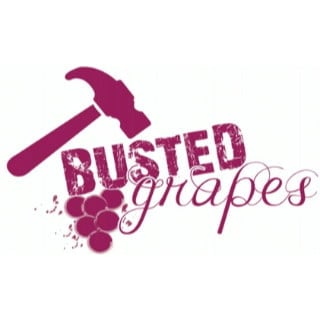 vineyards logo busted grapes winery black river new york united states ulocal local products local purchase local produce locavore tourist