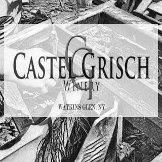 vignoble logo castle grisch winery watkins glen new york états unis ulocal produits locaux achat local produits du terroir locavore touriste