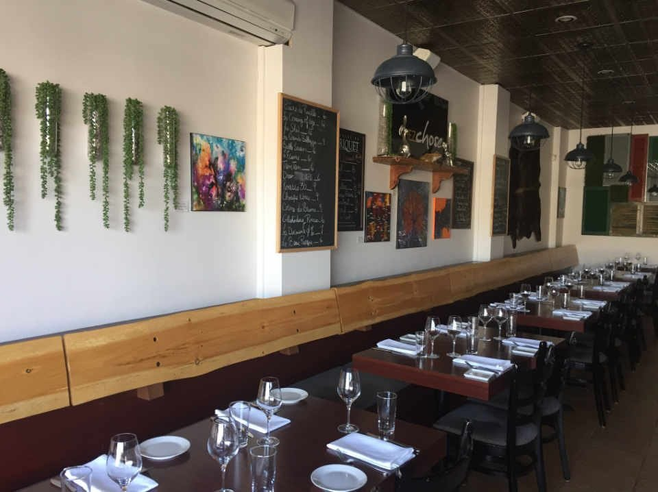 Restaurant alimentation Chez Chose Montréal Québec Ulocal produit local achat local produit du terroir