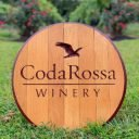 vineyard logo coda rossa winery franklinville new jersey united states ulocal local products local purchase local produce locavore tourist
