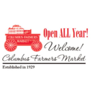 public markets logo columbus farmers market columbus new jersey united states ulocal local products local purchase local produce locavore tourist