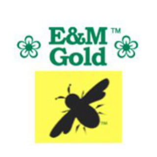 apiculteur logo e and m gold beekeepers tinton falls new jersey united states ulocal produits locaux achat local produits du terroir locavore touriste