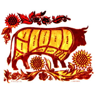 butcher shop logo east village meat market new york new york united states ulocal local products local purchase local produce locavore tourist
