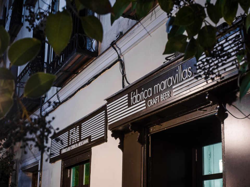 Microbrasserie bière artisanale Fábrica Maravillas Madrid Espagne Ulocal produit local achat local