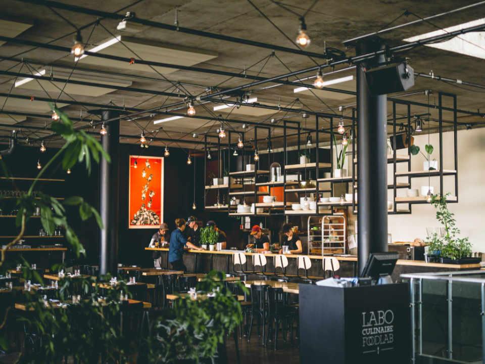 Restaurant alimentation alcool Labo culinaire - Foodlab Montréal Ulocal produit local achat local