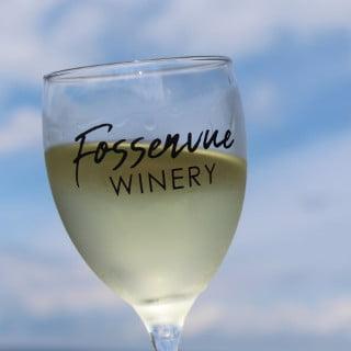 vignoble logo fossenvue winery lodi new york états unis ulocal produits locaux achat local produits du terroir locavore touriste