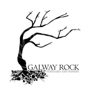 vignoble logo galway rock vineyard and winery ballston lake new york états unis ulocal produits locaux achat local produits du terroir locavore touriste
