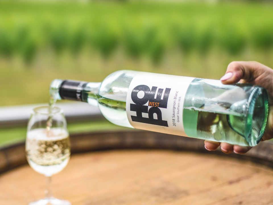 Vignoble alcool alimentation Hope Estate Pokolbin Hunter Valley Australie Ulocal produit local achat local