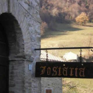 Restaurant alimentation Agriturismo Jostaria Borgo Pace PU Italie Ulocal produit local achat local