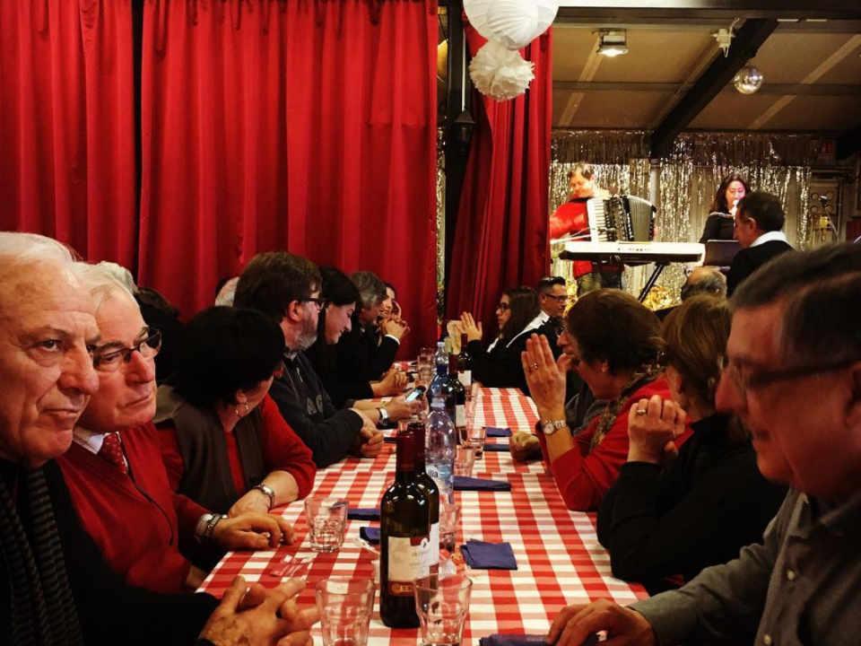 Restaurant alimentation La Balera dell'Ortica Milan Italie Ulocal produit local achat local