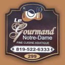 Asian food restaurant Le Gourmand Notre-Dame Our-Lady-of-the-Peace Ulocal local product local purchase