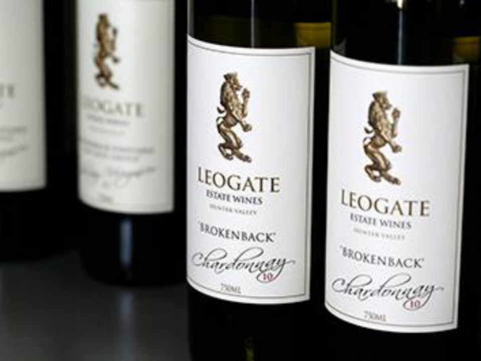 Vignoble alimentation alcool Leogate Estate Wines Pokolbin Hunter Valley Australie ulocal produit local achat local