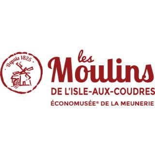 food stores logo les moulins de l'isle-aux-coudres l'isle-aux-coudres quebec canada ulocal local products local purchase local produce locavore tourist