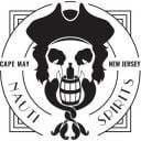 liquor logo nauti spirits distillery cape may new jersey united states ulocal local products local purchase local produce locavore tourist
