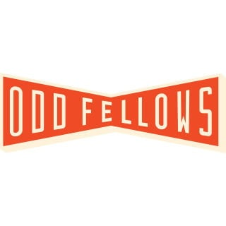 food logo oddfellows ice cream williamsburg brooklyn new york united states ulocal local products local purchase local produce locavore tourist
