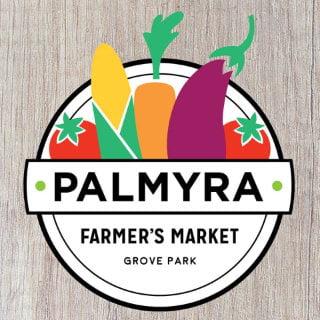marché public logo palmyra farmers market palmyra jersey états unis ulocal produits locaux achat local produits du terroir locavore touriste