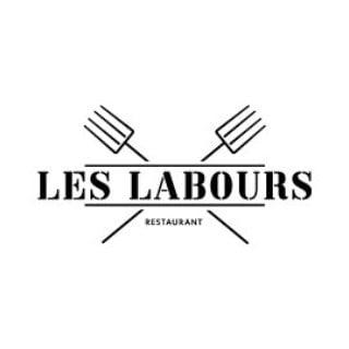 restaurant logo restaurant les labours baie-saint-paul quebec canada ulocal produits locaux achat local produits du terroir locavore touriste