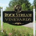 vignoble logo rock stream vineyards rock stream new york états unis ulocal produits locaux achat local produits du terroir locavore touriste