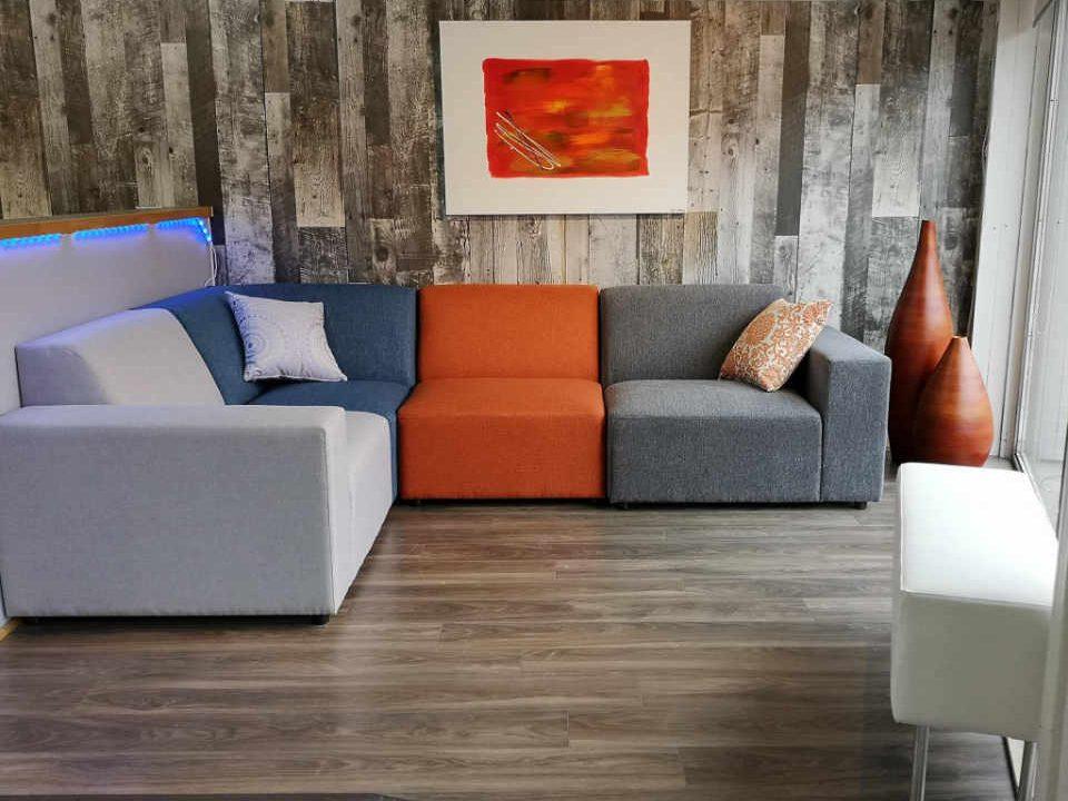 Artisan sofa Sofa Unique Québec Ulocal produit local achat local
