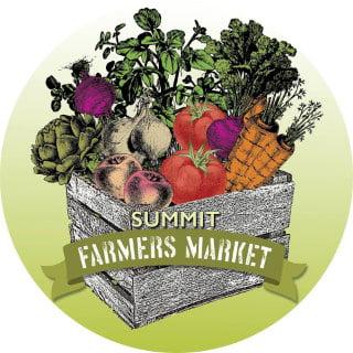 marché public logo summit farmers market summit new jersey états unis ulocal produits locaux achat local produits du terroir locavore touriste