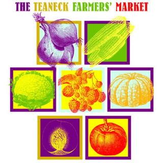 marché public logo teaneck farmers market teaneck new jersey états unis ulocal produits locaux achat local produits du terroir locavore touriste