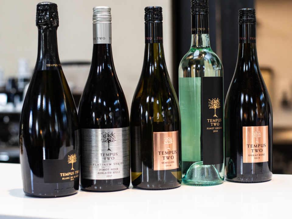 Vignoble alimentation alcool Tempus Two Pokolbin NSW Australie Ulocal produit local achat local