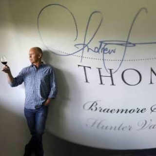 Vignoble alcool alimentation Thomas Wines Pokolbin Hunter Valley Australie ulocal produit local achat local