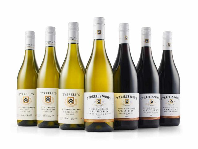 Vignoble alcool alimentation Tyrrell's Wines Polkobin Hunter Valley Australie Ulocal produit local achat local