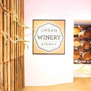 Urban Winery Sydney Moore Park NSW Australie Ulocal produit local achat local