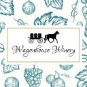 vineyard logo wagonhouse winery swedesboro new jersey united states ulocal local products local purchase local produce locavore tourist