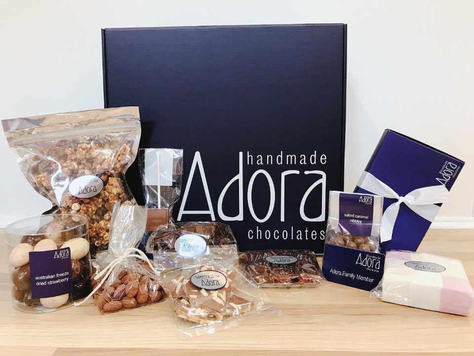 Chocolate Shop Food Adora Handmade Chocolates Earlwood Australia Ulocal Local Product Local Purchase