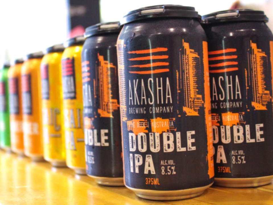 Microbrasserie alimentation Akasha Brewing Company Five Dock NSW Australie ulocal produit local achat local