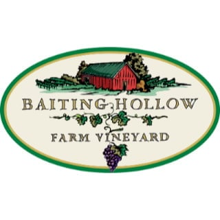 vineyards logo baiting hollow farm vineyard calverton new york united states ulocal local products local purchase local produce locavore tourist