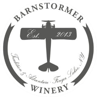 vineyards logo barnstormer winery rock stream new york united states ulocal local products local purchase local produce locavore tourist