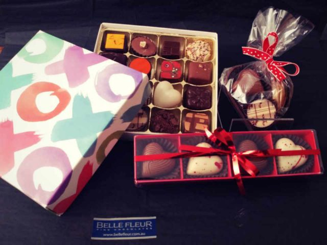 Chocolaterie alimentation Belle Fleur Fine Chocolates Petersham NSW Australie Ulocal produit local achat local