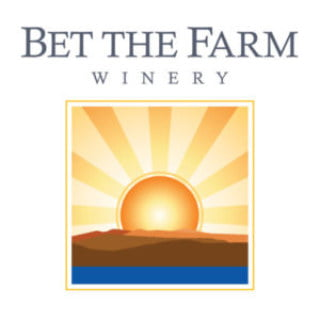 vineyards logo bet the farm winery trumansburg new york united states ulocal local products local purchase local produce locavore tourist
