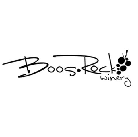 vignoble logo boos rock winery breinigsville pennsylvanie états unis ulocal produits locaux achat local produits du terroir locavore touriste