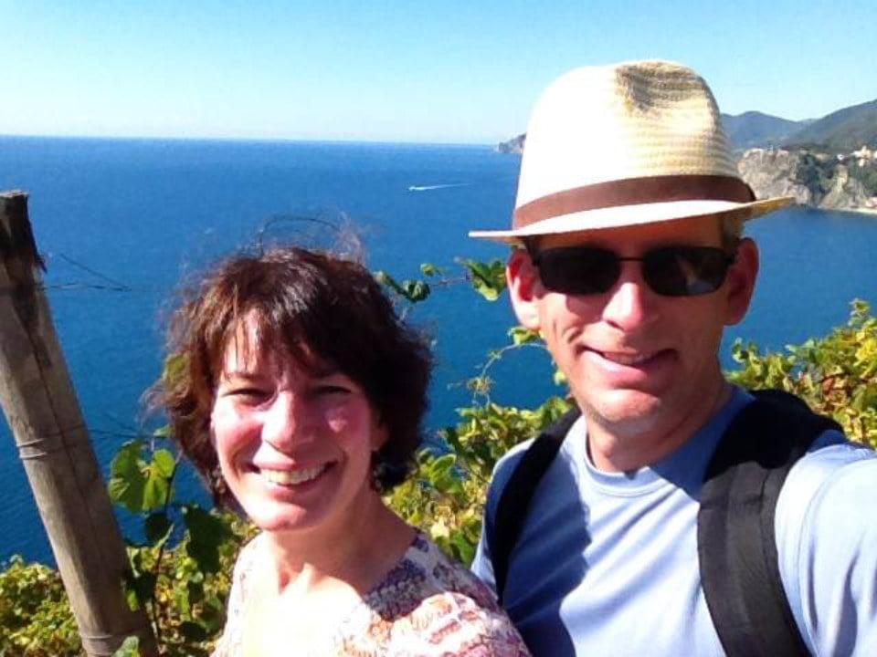 vignoble couple propriétaire du vignoble oquet valley vineyard essex new york états unis ulocal produits locaux achat local produits du terroir locavore touriste