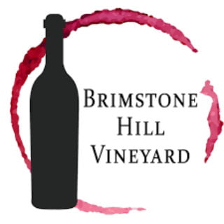 vineyards logo brimstone hill vineyard pine bush new york united states ulocal local products local purchase local produce locavore tourist