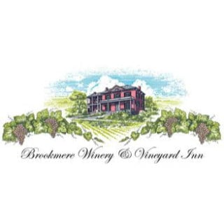 vineyards logo brookmere winery and vineyard inn belleville pennsylvania united states ulocal local products local purchase local produce locavore tourist